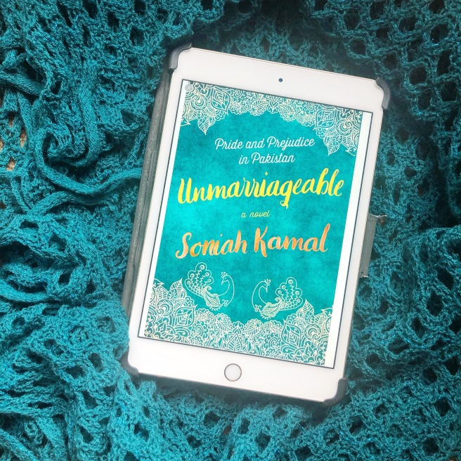 Unmarriageable by: Soniah Kamal