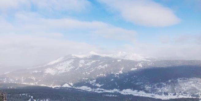 Bluebird Skies @ Copper Mountain